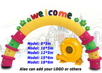 bprice-bprice prices - Christmas Event Inflatable Archways,Water-proof Oxford cloth Advertising inflatable,customized size 8m,10m,12m,15m,inflatable stitching arch