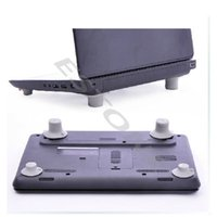 Wholesale Laptop Heat Reduction - Wholesale- 4pcs Laptop Notebook Heat Reduction Pad Cooling Cool Feet Cooler Stand Pad Leg Tablet pc Stand