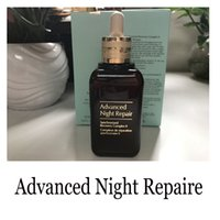 cremas faciales al por mayor-Famosa marca hidratante crema facial para el cuidado de la piel Noche avanzada Repaire Syncronized Recovery Repairing 50ml 100ml 660108
