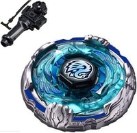 Wholesale Wholesale Pa Systems - Wholesale- 4D hot sale beyblade l drago stores BB-124 Kreis Cygnus 145WD 4D System Gyroscopes kids Toys Beyblade virgo Launcher juguetes pa
