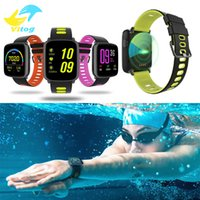 Wholesale Water Proof Watch Camera - GV68 Bluetooth smart watch wrist BLE 4.0 water proof IPS 1.22 big screen fitness tracking watch