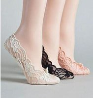 Wholesale Cheap Dancing Shoes For Women - 2017 Cheap White Champagne Black Lace Wedding Shoes Bridal Socks Dance Shoes For Wedding Activity Socks Bridal Shoes