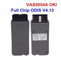 Wholesale Bentley Diagnostic - OKI Full Chip VAS 5054A ODIS V4.13 VAS 5054 A Car Diagnostic Tool For VW Seat Skoda For Bentley VAS5054A VAG Scanner
