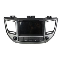radio gps hyundai ix35 großhandel-Neuer Android5.1 8-Zoll-Auto-DVD-Player für Hyundai IX35 mit GPS, Lenkradsteuerung, Bluetooth, Radio