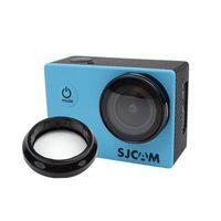 Wholesale protective lens filter online - For SJCAM SJ4000 UV Lens Optical Glass Lens Protective Cover UV Filter For Sjcam SJ4000 WIFI Action Camera Accessories