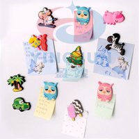 Wholesale Original Lovely Animal Shape Fridge Tab Magnet Tab Soft Magnet