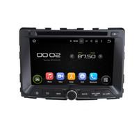 dvd del coche para ssangyong al por mayor-Reproductor de DVD de alta calidad para Android 5.1 Car para SsangYong Rodius con pantalla de 7 pulgadas HD, GPS, control del volante, Bluetooth, radio