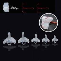 Wholesale Bonnet Protector - 50pcs Durable Fishing Treble Hooks Covers Case Bonnets Caps Safety Protector Set