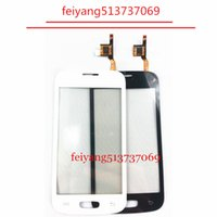 Wholesale Screen Star Replacement - 20pcs Original 4.0 Inch New front Touch Screen Panel Digitizer outer Glass Replacement For Samsung Galaxy Star Pro S7260 S7262 by DHL EMS