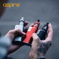 Originale Aspire Zelos Kit 50W con Zelos mod di built in 2500mAh batteria e 2ml Nautilus 2 serbatoio VS Smok Alien kit