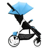 Wholesale Originals Umbrellas - 100% Original Travel Baby Stroller Trolley Car Accessory Folding Baby Pram SLD By Naissance Stroller
