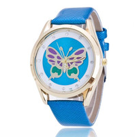 Wholesale Hot Atmosphere - Hot hot style Geneva Europe and the United States sell Europe and the United States sell fashionable watch Quartz watch fashion atmosphere