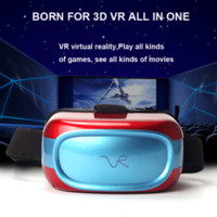 Wholesale Vr Sensor - 2017 Interpad New Virtual Reality Glasses 3D HD VR All In One Headset Home Cinema With WIFI G-sensor Quad Core 3D Video