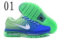 Wholesale Max Style Shoes - High Quality New Style Max 2017 2016 Running Shoes For Men Surface Breathable Maxs Shoes Eur 36-45 Free Shipping