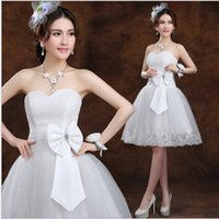 Wholesale Hot Dinner Dresses - 2016 new explosion temperament hot sister group short summer dress dinner party hosted the graduation show special offer promotions