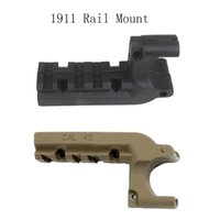Wholesale Hot Sale Clot M1911 Pistol mm Under Rail Mount Pistol Rail Adapter Laser Mount PA0205