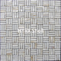 Wholesale pearl white mosaic wall tile resale online - White mother of pearl subway shell mosaic tiles mother of pearl mosaic tiles kitchen backsplash tiles bathroom mosaic tile