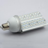 Wholesale E27 Led Corn Bulb Outdoor - E40 E27 LED Street Light 28W 40W 54W 60W LED Corn Bulb Road Street Light Lamp Outdoor Waterproof Lighting Garden Street Light AC85-265V