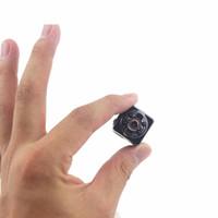 caméra infrarouge pour pc achat en gros de-SQ8 SQ9 Mini Caméra 1080P 720P HD Enregistreur Vidéo CamCorde Caméra Audio Enregistreur Vidéo Infrarouge Night Vision La plus petite Cam pour PC