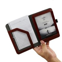 Wholesale Book Cover Pouch - book Cover for kindle paperwhite new kindle 7gen 2014 Leather folio Case pouch for kindle paperwhite kindle6 cover