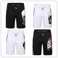 Wholesale Swimsuit Embroidery - Wholesale medusa Brand Free Shipping NEW skull swimsuit beach pp men shorts brand swimwear swim board short quick drying bermudas #12