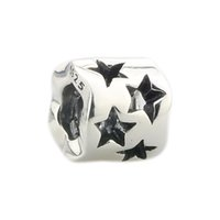 Beads Hunter Jewelry Autentico argento sterling 925 stelle
