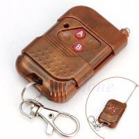 llave del controlador remoto de la pc al por mayor-Controlador teledirigido sin hilos del RF de las llaves de la PC al por mayor de 1 PC 2 para la puerta de la puerta del garaje