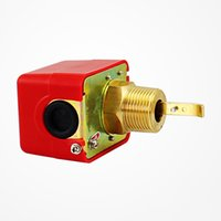 Wholesale Pump Switches - Wholesale- Paddle Water Pump Flow Switch HFS-25(1 inch) ,LKB-01 1