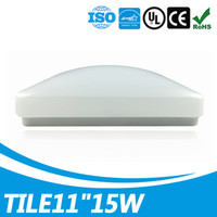 Energy Satr China Supplier Low Price Luz de teto LED 11Inch 15W Dimmable LED Ceiling Light UL Listado