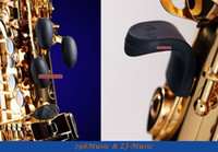 Wholesale S3 F - Wholesale- Lorico Saxophonet Thumb Rest-L-S3 and Saxophone Palm Key Risers L-K---Pack of 3 (D, E flat, F)