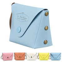 Wholesale morden fashion - Wholesale- 2015 Student Women Girl Coin Purse Bow Serie Fashion Change Purse female Morden Style women's wallets debris Bag Free Shipping