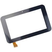 Wholesale N77 Screen - Wholesale- 7 Inch OEM Compatible with TPC0185 Touch Screen Digitizer Glass Replacement For SANEI N77 AMPE A76