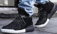 Großhandel - Männer Mode Boost, Originals Tubular X Primeknit, Glow in the Dark, S74933 Sneakers, Discount billig Training Fußball Schuhe Stiefel, Runn