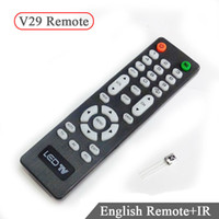 Wholesale Analog Receiver - Wholesale- V29 Universal Remote Control with IR receiver for LCD Driver Control board only use for v29 analog controller board