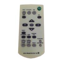 ingrosso proiettore vpl-Nuovo telecomando per Sony RM-PJ5 RM-PJ6 RM-PJ7 RM- PJ4 RM-PJ2 FIT PER VPL-EX7 VPL-ES1 VPL-ES2 VPL-ES4 Proiettori