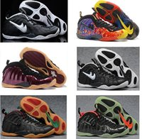 Olympic Hardaway One Galaxy 2 sapatos de basquete para homens Penny Hardaway sapatos de basquete para homens Cheap wholesale Free Shipping size 40-47
