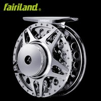 2500 Series bait free reels - 2BB RB mm Full Metal fly fishing reel CNC machined aluminum fish wheel left right hand Interchangeable fishing tackle