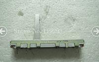 Wholesale Potentiometer Push Pull - Wholesale- [BELLA]Japan ALPS 6 cm 20KA straight slide potentiometer single joint push-pull handle 25MM 3 feet potentiometer--10PCS LOT