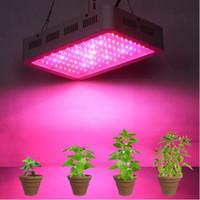 beste led-hydroponik-lichter großhandel-NEW Full Spectrum Led Wachsen Panel Lampe 1200 Watt Mini Led Anlage Wachsen Licht Beste für Hydrokultur Systeme Blühende Pflanze Bloom 85-265 V