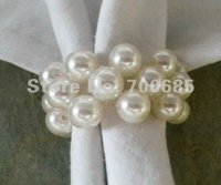 Wholesale Cheap Napkin Holders - Wholesale- wholesale crystal diamond sheet cheap napkin ring, napkin holder for wedding