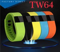Wholesale TW64 Smartband Smart sport bracelet Wristband Fitness tracker Bluetooth fitbit flex Watch xiaomi mi band hot selling Newest