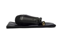sistem enstrümanları toptan satış-Microfone Yeni Kutulu PGA52 Profesyonel Kick Davul Bas Enstrüman Sahne Alanı Sahne Stüdyo Için Dinamik Mikrofon PGA Ses Sistemi