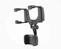 Wholesale gps car mount holder mirror for sale – best 360 Rotating Car Mount Cell Phone Holder Car Rearview Rear View Mirror Mount Truck Auto For iphone GPS smartphone xr