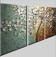 Wholesale decorate wall art abstract modern resale online - Cheap Modern Abstract Huge Art Oil Painting wall decorate Canvas no framed