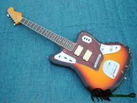 Wholesale Cheap Guitars China - China Guitars Nwqwar Aged Jaguar Electric Guitar Rosewood Fingerboard High Quality Cheap