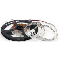 led para señalización al por mayor-Forma de S 2835 SMD Tira de luz LED flexible 60led / m 12V para retroiluminación Letras led Señalización Módulo LED Letras luminosas