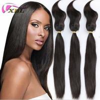 Wholesale wholesale braiding hair free shipping online - Virgin Human Hair Braid In Bundles Pieces Human Hair Malaysian Human Hair Extensions By Fedex