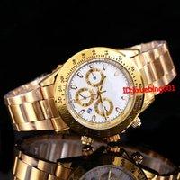 функциональный бренд оптовых-Горячие продажи топ бренд спортивные мужские часы чистая функция AAA качество функциональные роскошные мужские часы кварцевые движение мода мужской наручные часы