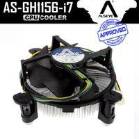 Wholesale I7 Cpu 1156 - Wholesale- ALSEYE Copper and Aluminum Heatsink CPU cooler with 90mm PWM 4pin CPU Fan for i3 i5 i7, LGA 1150 1151 1155 1156