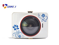 Wholesale Korean Car Styling - Hot sale China style 2.4inch Car DVRs Camera Car DVR 960P Camcorder Video Recorder Black box Dashcam with cycling record